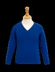 V Neck Pullover; Coolflow; Cotton Acrylic; Schoolwear; School Uniform; Knitwear; Charles Kirk