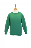 Round Neck; Colour plus; Acrylic Cotton Polyester; ACP; Schoolwear; School Uniform; Sweatshirt; Charles Kirk