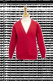 Cardigan; Colour plus; Acrylic Cotton Polyester; ACP; Schoolwear; School Uniform; Sweatshirt; Charles Kirk