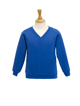 V Neck; Colour plus; Acrylic Cotton Polyester; ACP; Schoolwear; School Uniform; Sweatshirt; Charles Kirk